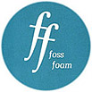The Foss Foam logo.